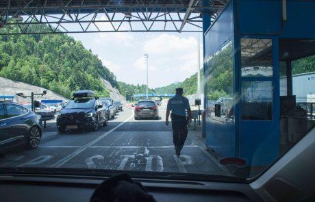 Na hrvaških avtocestah kmalu več kot tisoč novih kamer za nadzor prometa