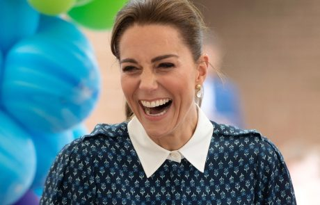 Kate Middleton se je odločila za seksi spremembo frizure