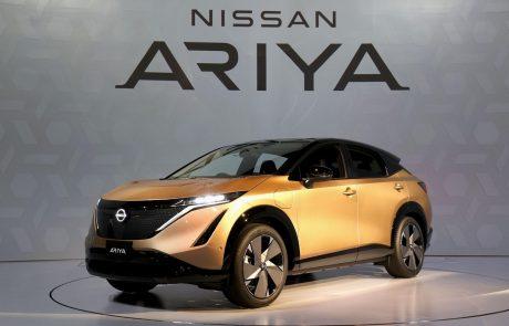 Nissan predstavil električni avto za prihodnost