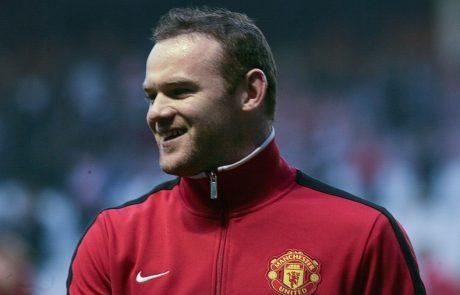 Najstarejši sin legendarnega Wayna Rooneyja podpisal pogodbo z rdečimi vragi