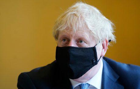 Britanski premier Johnson se ne bo udeležil pogreba princa Philipa