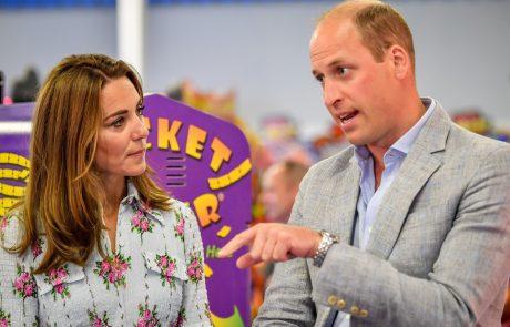 """Princ William besen na očeta: """"Zakaj nagraditi nekoga, ki nas je izdal"""""""