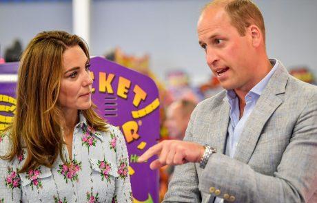 William je moral reagirati zaradi Kateinega komentarja o princesi Diani