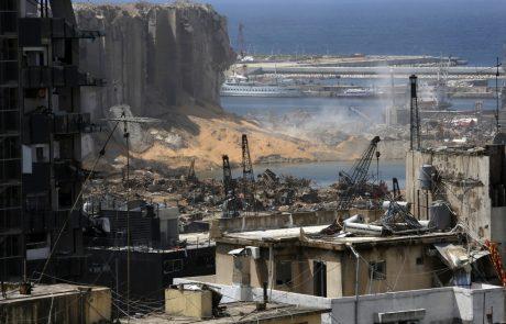 Unesco bo po eksploziji v Libanonu pomagal obvarovati 60 zgodovinskih stavb
