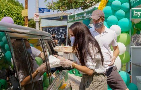 Meghan in Harry po dolgem času v javnosti, med vikendom sta opravljala dobrodelna dela za svojo skupnost (foto)