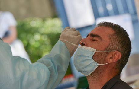 Na Češkem potrdili drugo najvišje število okužb s koronavirusom od izbruha epidemije v državi