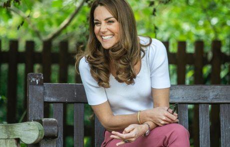 Osem dni po intervjuju, ki je šokiral kraljevo družino, ima Kate Middleton končno razlog za širok nasmeh!