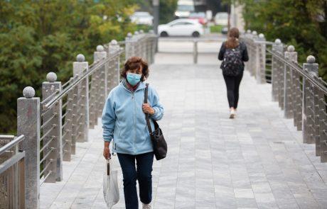 V soboto potrdili 1342 okužb z novim koronavirusom, umrlo 25 bolnikov