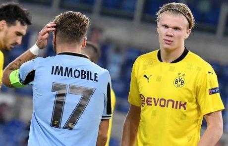 Norveški nogometni zvezdnik Haaland je bil izbran za najboljšega mladega nogometaša na svetu,