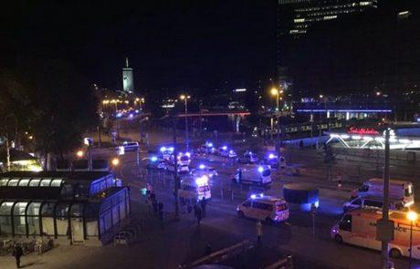V Nemčiji preiskujejo dva osumljenca, ki naj bi pomagala načrtovati teroristični napad na Dunaju