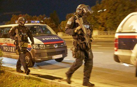 Napadalec na Dunaju star 20 let; avstrijski in makedonski državljan in pred tem že kaznovan zarad terorizma
