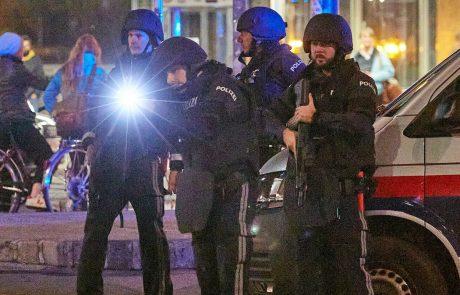 V Avstriji komisija opozorila na napake pred terorističnim napadom na Dunaju novembra lani