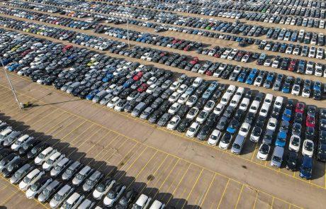 Pandemija pošteno zdesetkala evropski avtomobilski trg