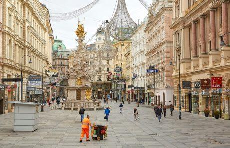 V Avstriji znova porast števila novih okužb z novim koronavirusom