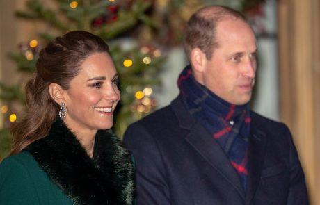 Iznajdljivo: Princ William je pri Kateinem božičnem darilu mislil tudi na sebe