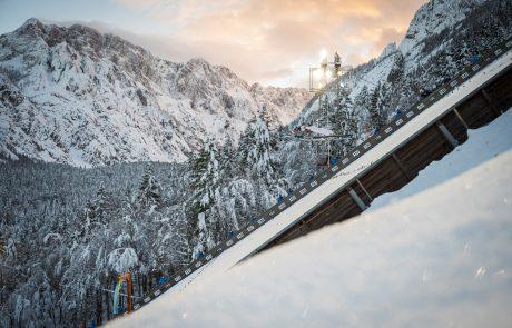Središče skakalnega sveta se seli v Planico