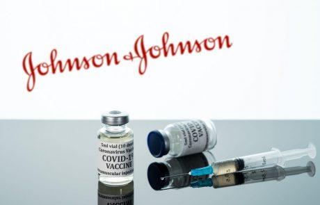 Iz ZDA predlog za ustavitev cepljenja s cepivom Johnson & Johnson, razlog podoben kot pri Astrazeneci