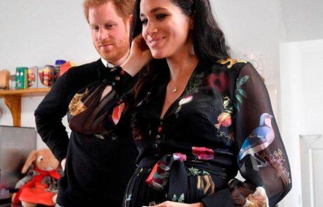 Končno sta uradno potrdila govorice: Meghan in Harry pričakujeta drugega otroka!