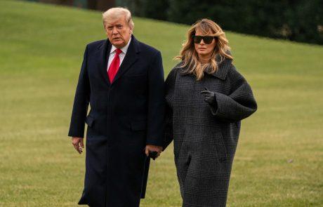 Melania Trump Slovencem sporoča: Pustite me pri miru, nočem biti znana kot priseljenka ampak ameriška prva dama