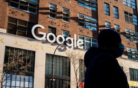 Ker želijo bolj etično poslovanje podjetja in boljše delovne pogoje, zaposleni v Googlu ustanovili sindikat