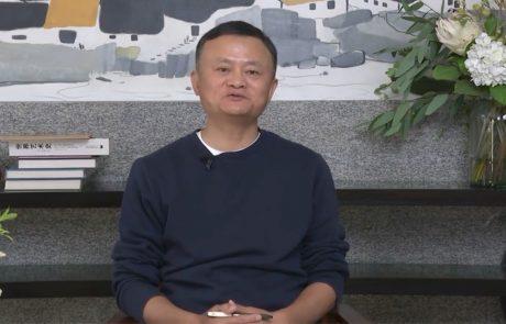 Kitajski milijarder, ki je pred časom izginil z obličja Zemlje, se je oglasil preko videa