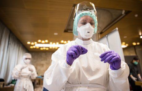 Slovenija  bo prejela evropska sredstva za nakup testov za novi koronavirus