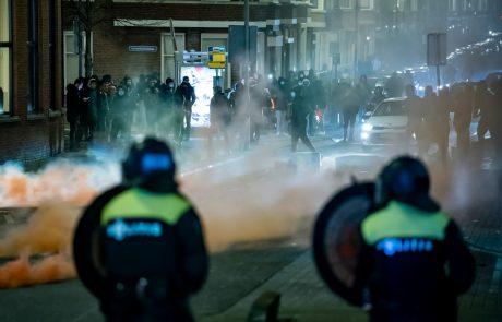 Nizozemsko sodišče vladi odredilo, da mora nemudoma odpraviti nočno policijsko uro