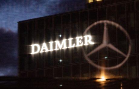Daimler in Amazon bosta skupaj razvijala samovozeče tovornjake