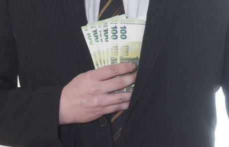 48-letni direktor gospodarske družbe iz Ljubljane utajil preko 150.000 evrov davkov