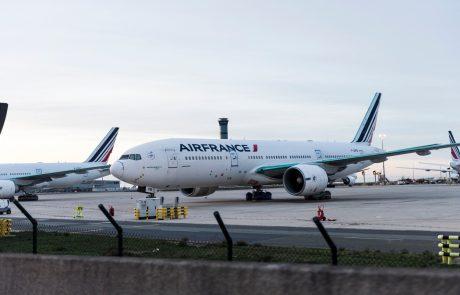 Na ljubljansko letališče se vrača tudi Air France