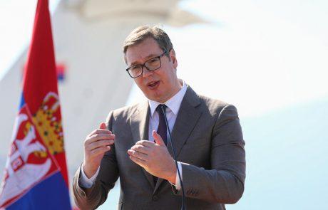 Vučić se je upravičil slovenskim in hrvaškim vinarjem, ker je užalil njihovo malvazijo
