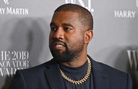 Netflix pripravlja dokumentarec o Kanyeju Westu