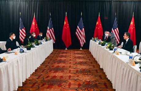 Pogovori Bidnove vlade s Kitajsko niso prinesli napredka