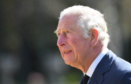 Princ Charles navdušen nad princem Georgeom, a ne nad vnukom