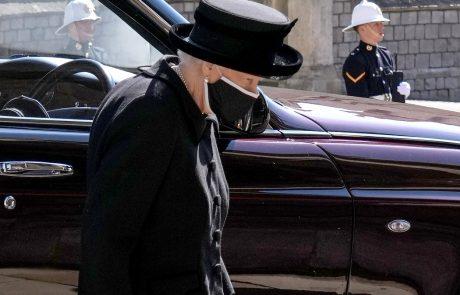 Kraljica žaluje, pretresla jo je smrt še enega družinskega člana