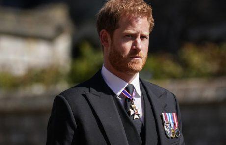 Nova poteza princa Harryja je presenetila vse! Kaj bo rekel William?