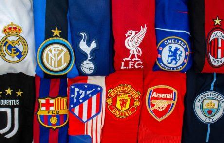 Angleški klubi so si premislili glede superlige, vztrajajo samo še Španci in Italijani