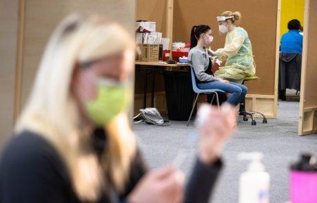 Zdravstveni domovi pri cepljenju in testiranju ne bodo preverjali pogoja PCT