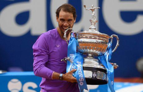 Nadal preko twitterja odpovedal nastop na Wimbledonu in na olimpijskih igrah v Tokiu