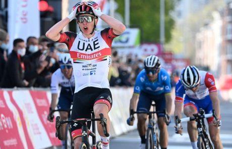 Slovenski kolesarski zvezdnik Tadej Pogačar je potrdil, da bo nastopil na junijski dirki po Sloveniji