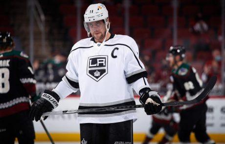 Anže Kopitar do pomembnega mejnika v ligi NHL