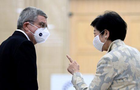 Tri mesece pred olimpijskimi igrami na Japonskem je situacija glede pandemije vse prej kot obetavna
