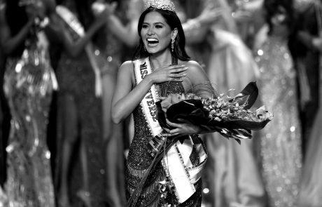 Spoznajte novo miss Universe, 26-letno Mehičanko Andreo Meza! (foto)