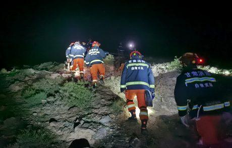 Na kitajskem maratonu najmanj 21 mrtvih zaradi slabega vremena