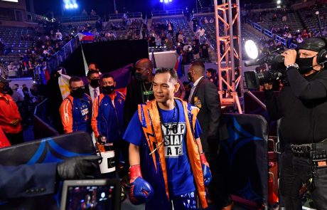 28-letni Filipinec Nonito Donaire poskrbel za nov boksarski rekord