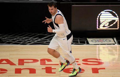 """Luka Dončić visoko motiviran za novo sezono v NBA: """"Moj cilj je osvojiti naslov prvaka"""""""