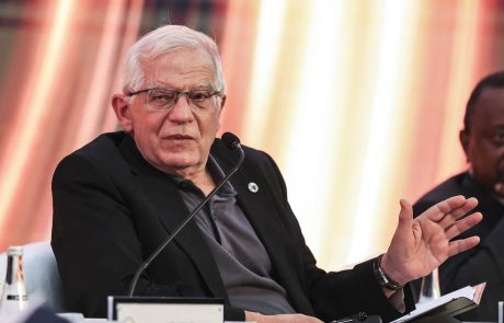 Borrell zagotovil Iranu: Janševe izjave ne predstavljajo stališča EU