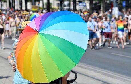 Skupina voditeljev članic EU, med katerimi ni slovenskega premierja, stopila v obrambo pravic oseb LGBTIQ