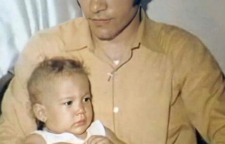 Prepoznate to malčico? Je kopija svojega očeta in danes ena najbolj slavnih žensk na svetu!