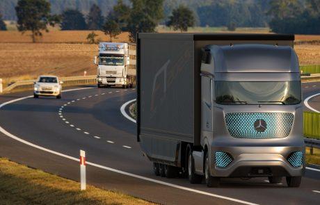 Mercedes-Benz Trucks napovedal velike spremembe